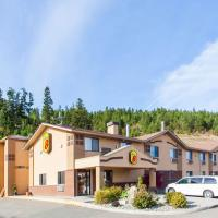 Super 8 by Wyndham Kamloops BC, hotel in Kamloops