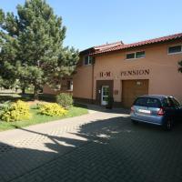 H+M Penzion, отель рядом с аэропортом Аэропорт Брно-Туржаны - BRQ в Брно