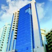 Grand Continental Flamingo Hotel: Abu Dabi'de bir otel