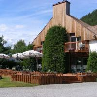Auberge du Jardin, hotel em Petit-Saguenay