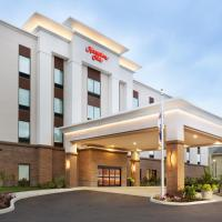 Hampton Inn By Hilton North Olmsted Cleveland Airport, hotel near Cleveland Hopkins International Airport - CLE, North Olmsted