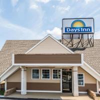 Days Inn by Wyndham Vernon, hotel v mestu Vernon