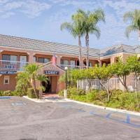Days Inn by Wyndham Whittier Los Angeles, hotel sa Whittier