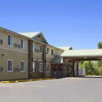 Days Inn & Suites by Wyndham Gunnison, hotel near Gunnison-Crested Butte Regional Airport - GUC, Gunnison