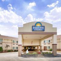 Days Inn & Suites by Wyndham Bridgeport - Clarksburg, hôtel à Bridgeport