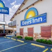 Days Inn by Wyndham Austin/University/Downtown, hótel í Austin