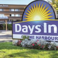 Days Inn by Wyndham Victoria On The Harbour, отель в Виктории