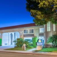 Days Inn by Wyndham Near City Of Hope, hotel in Duarte