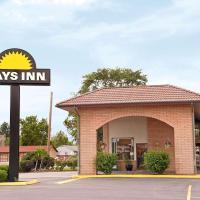Days Inn by Wyndham Richland, hotel in Richland