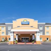 Days Inn & Suites by Wyndham Savannah North I-95, hotel in Port Wentworth
