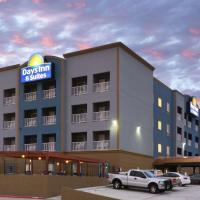 Days Inn & Suites by Wyndham Galveston West/Seawall, hotel in Galveston