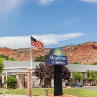 Days Inn & Suites by Wyndham Kanab, hotel in Kanab