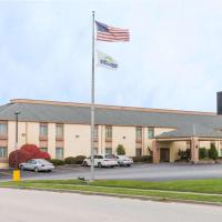 Days Inn & Suites by Wyndham Bloomington/Normal IL, hotel in Bloomington