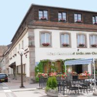 Hotel Erckmann Chatrian, hotel in Phalsbourg