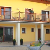 Gästehaus Woditschka, отель в городе Пойсдорф