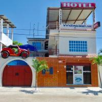 Ronabi Beach Hotel, hotel em Salinas