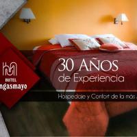 Hotel Hangas Mayo, hotel em Ipiales