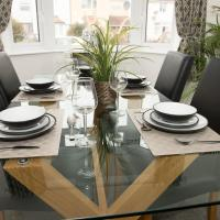 Arma Short Stays 122 - Spacious 3 Bed Oxford House Sleeps 5 - Free Private Parking And Garden