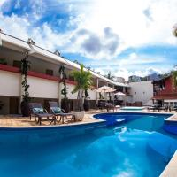 Mundial Parque Hotel, hotel in Viçosa