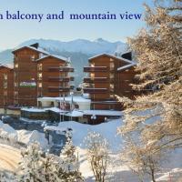 Hotel Helvetia Intergolf, hotel in Crans-Montana