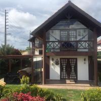Chalé no Condomínio Serra Nevada I, hotel in Bananeiras