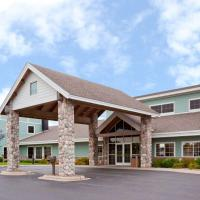 AmericInn by Wyndham Wetmore Munising, hotel in Wetmore