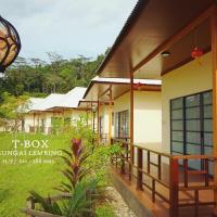 T-Box Sungai Lembing, hotel in Sungai Lembing