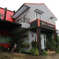 Green Savanah Homestay, hotel di Dieng