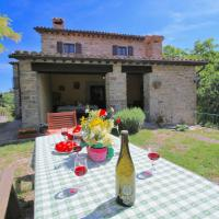 Lovely Farmhouse in Apecchio with Swimming Pool