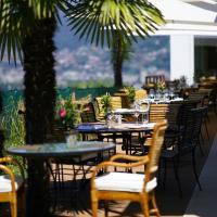 Suitenhotel Parco Paradiso, hôtel à Lugano