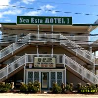 Sea Esta Motel 1, hotel in Dewey Beach