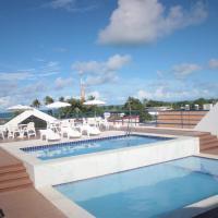 Manos Royal Hotel, hotel em João Pessoa