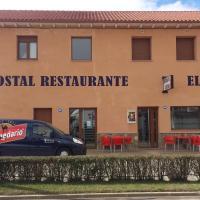 Hostal Restaurante El Silo, hotel in Santa María del Páramo