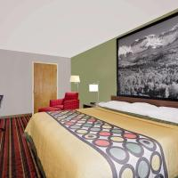 Super 8 by Wyndham Denver Central
