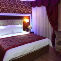 Hotel Senbayrak City, отель рядом с аэропортом Аэропорт Адана - ADA в Адане