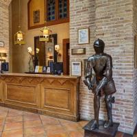Parador de Olite, hotel in Olite