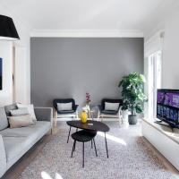 Principe de Vergara Apartment II