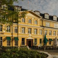 Hotel Dania, hotel i Silkeborg