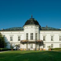 Park Hotel Tartuf, hotel in Beladice