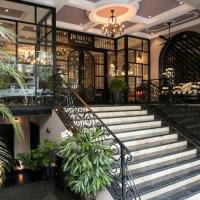 JM Marvel Hotel & Spa, hotell i Hanoi