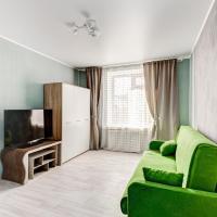 Apartment on Smolenskaya 3