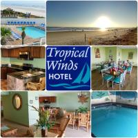 Tropical Winds Resort Hotel, hotel in Daytona Beach