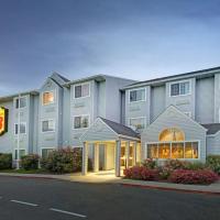 Super 8 by Wyndham Sacramento Airport, hotel in Sacramento