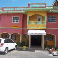 Tropical Court Resort Near Montego Bay Airport