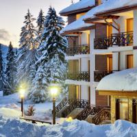Mountain Lake Hotel, hotel in Smolyan