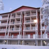 Aparthotel Simpsiönkullas, hotelli Lapualla