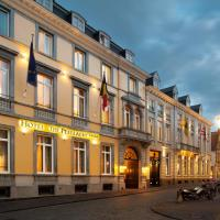 Hotel The Peellaert Brugge Centrum – Adults only, ξενοδοχείο στην Μπριζ