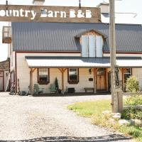 Country Barn B and B, hotel em Stirling