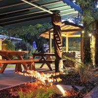 Creel Lodge, hotel en Turangi