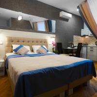 ANTARES Apart hotel: Lviv'de bir otel